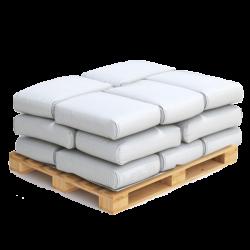 Palette de 500 Kilos de sel de déneigement en sac de 10 Kilos - Livraison Gratuite