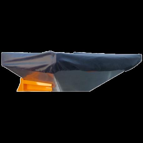 Couverture de trémie CEMO pour épandeurs portés SA530 INOX et SA665 INOX