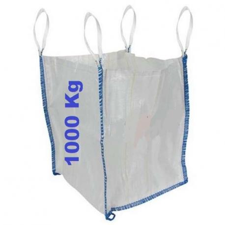 BIG BAG 1T Enrobé Epoxy Végétal Antigel Rouge
