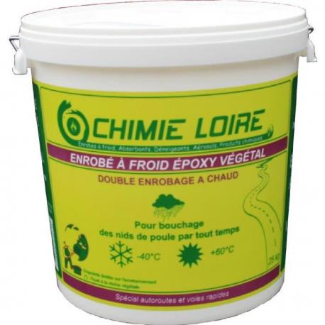 Enrobé Epoxy Végétal Antigel Rouge - 1 Tonne